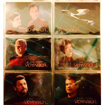 Star Trek Voyager. Tarjetas 2 Temporada