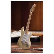 Réplica De Guitarra En Miniatura, Con Licencia Oficial