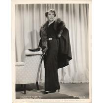 Foto Original Marjorie Gateson Paramount Pictures 1937