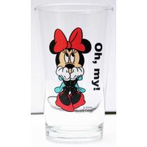 Vasos Mini Y Mickey 4 Paquete 4 Vidrio Transparente Libbey