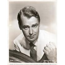 Fotografia Original Alan Ladd Paramount Pictures Inc. U.s.a.