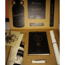 Kraken Rum Gift Kit - Botella Edicion Limitada Ron Colmillo