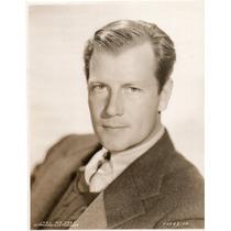 Fotografia Original Joel Mccrea Paramount Pictures