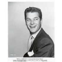Foto Original Tony Curtis The All American Universal 1953