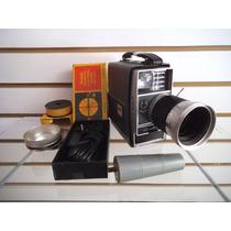Camara De Video Kodak Electric 8 Para Decoracion Vintage