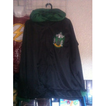 Chamarra Tipo Capa Slytherin De Harry Potter Igo!