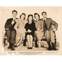 Foto Original Our Hearts Were Young And Gay Gail Russell
