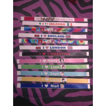 Pulseras One Direction, 1d, Harry, Liam, Zayn, Louis, Niall