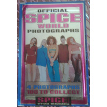 Spice Girls 4 Fotografias Paquete Sellado Oficial Collecion