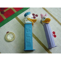 Dispensadores Productos Pez Donald Y Daisy