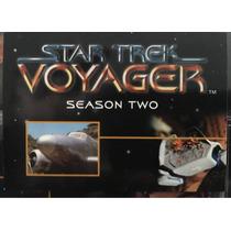 Colección Star Trek Voyager Temporada 2