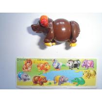 Huevo Kinder Sorpresa Figura Bufalo Y Catalogo