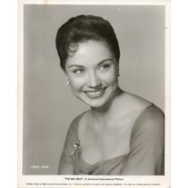 Foto Original The Big Beat Andra Martin Will Cowan 1958 Usa
