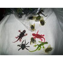 Gcg Lote Mini Insectos Vinil 100 Pzas Maquina Chiclera Lqe