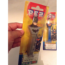 Batman Superman Pez Dispensador Dulces