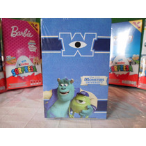 Huevo Sorpresa Tipo Kinder Monsters University 6pz Sellada