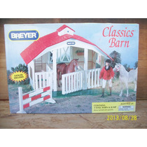 Tm.breyer Classic Barn ( Establo P/caballos )