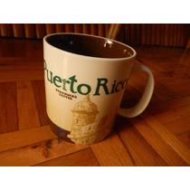 Taza Starbucks Puerto Rico Acepto Cambios