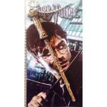 Harry Potter Varitas Llaveros Dijes, Metal, Padrisimas 10cm
