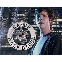 Collar Percy Jackson Campamento Half Blood