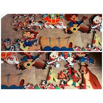 Decoradores Pared 1952 Cowboys & Indians Buckaroos Dolly Toy