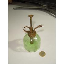 Vintage Art Deccó Tipo Perfumero De Cristal Funcionando Mbp