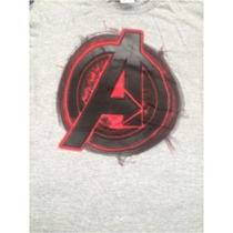 Playera Marvel Avengers Vengadores Nueva Talla Mediana