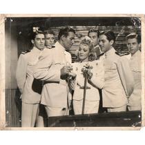 Fotografía Seven Sinners John Wayne Marlene Dietrich 1940