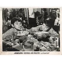 Foto Historia De Dos Pilletes Los Dos Golfillos Joselito Luz