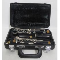 Clarinete Yamaha Nippon Gakki Japan 20 Excelente Condiciones