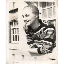 Foto Original De La Actríz Americana Shirley Jones 1956