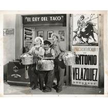 Tacos Joven El Poder De Los Hijos Agust Isunza Fernando Soto
