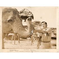 Fotografía Mister Moses Robert Mitchum Ronald Neame 1965
