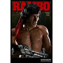 Rambo 2 Premium Format Exclusive Sideshow
