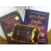 Libros No Oficial Harry Potter Cocina Insultos Hechizos Igo