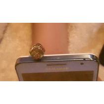 Plug Para Celular En Forma De Diamante