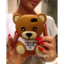 Funda Oso Moschino This Is Not A Moschino Toy Iphone 6