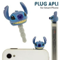 =^o^= Plugy Disney Lilo Y Stitch Clavijita Deco P/cel