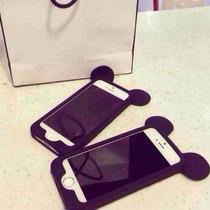 Funda Bumper Mickey Mouse Disney Iphone 6, Iphone 6 Plus