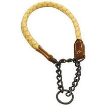 Collar Collar Petego La Cinopelca Tubular Becerro Semi-chok