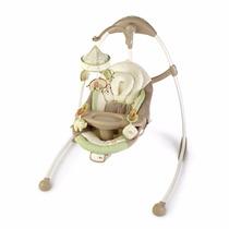 Columpio Mecedora Bouncer Bebe Ingenuity Cradle, Shiloh