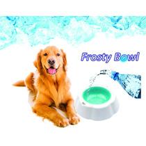 Frosty Bowl Tazón Refrescante Para Mascota Bebedero Plato Ag