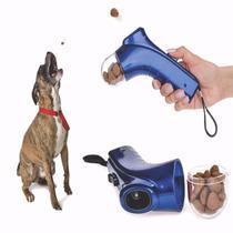 Pet Snack Launcher Lanzador De Premios Y Croquetas Perros Ag
