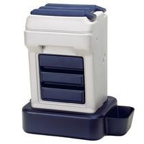 Almacen Dispensador De Agua Y Alimento Perros Gatos K9 Cafe