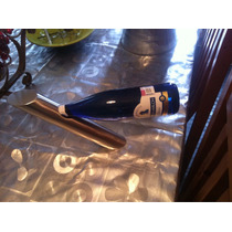 Porta Vino Botella Acero Inoxidable