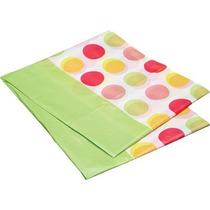 Manteles Desechables - Paquete De 2 Cubierta De Plástico Ce