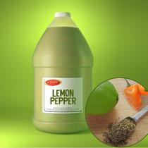 Salsa Alitas Sabor Lemon Pepper Habanero
