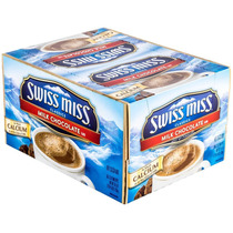 Chocolate Caliente Swiss Miss Caja Con 50 Paquetes