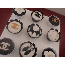 Deliciosos Pateles De Fondant Y Cupcakes, Un Gran Regalo