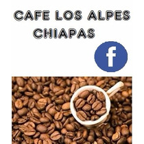 Cafe De Chiapas,1 Kg Organico 100% En Grano Tostado O Molido